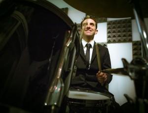 Matt in the Studio
